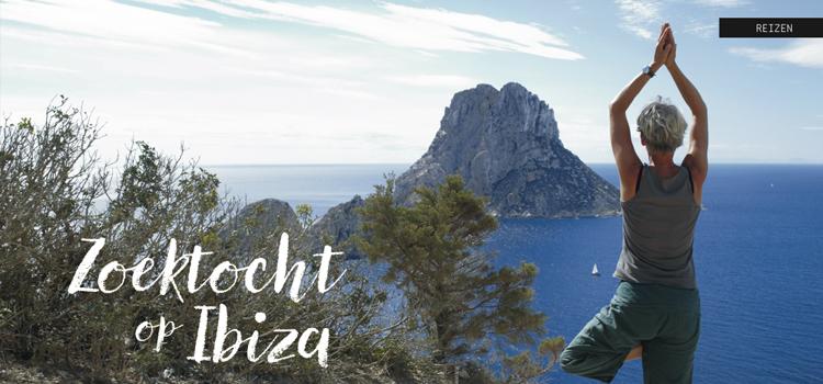 Yoga Magazine: met Tang naar Ibiza